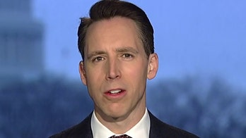 Sen. Hawley blasts China's dishonesty on coronavirus spread: 'They're completely overwhelmed'