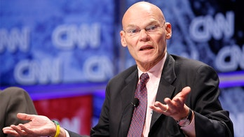 James Carville predicts 'Democratic wipeout' in November after Trump's coronavirus response