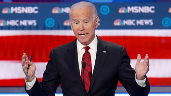 Biden accidentally tells South Carolina crowd he's a Dem candidate 'for the United States Senate'