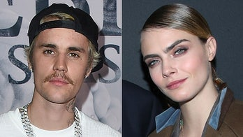 Cara Delevingne hits back at Justin Bieber after he shaded her on 'The Late Late Show With James Corden'