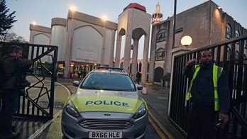 Muslim man stabbed at London mosque: reports