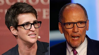 MSNBC's Maddow presses DNC chair Tom Perez over low Dem turnout in Iowa: 'They didn't turn out in droves!'