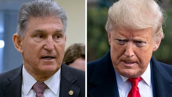 Trump slams Manchin as a 'puppet,' even after West Virginia Democrat signals he's open to endorsing president