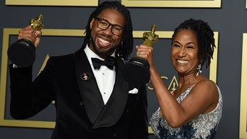Ex-NFL wide receiver Matthew A. Cherry wins Oscar for short animated film