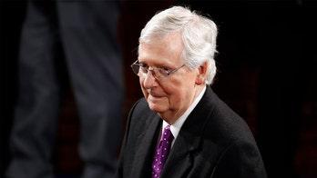 McConnell refocuses on Trump's judicial nominees as coronavirus talks stall