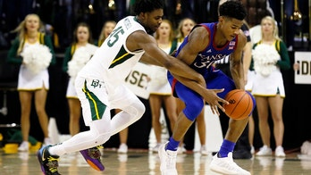 Kansas back atop Top 25 as Baylor slides to No. 2 after loss