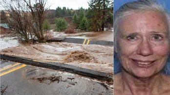 Oregon flooding leads to dozens of rescues, body of woman 'swept away by rushing water' discovered