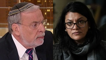 Former Dem lawmaker confronts Rashida Tlaib on anti-Semitism at campus event: It's about 'fighting hate'