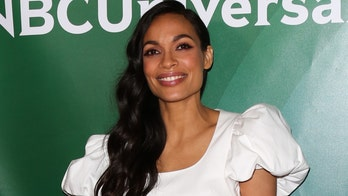 Rosario Dawson says it's 'scary' dating a politician