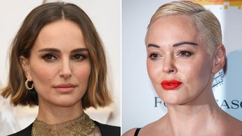 Rose McGowan slams Natalie Portman's Oscars dress as 'deeply offensive'