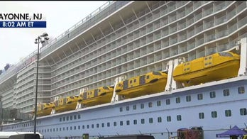 Fox News' Todd Piro reports from New Jersey as cruise passengers arrive to be tested for coronavirus