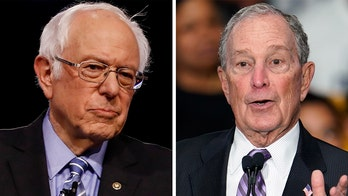 Bloomberg pressures Sanders to release full medical records after doctor declares billionaire is in 'outstanding health'
