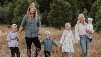 California worship leader running for Congress releases song 'Raise Our Voice' with his kids