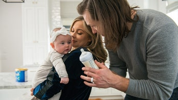 Shawn Johnson East on parenting in age of social media: 'Every single person has an opinion'