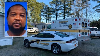 Wounded North Carolina woman played dead after 3 others shot dead