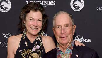 Who is Diana Taylor, Mike Bloomberg's longtime girlfriend?