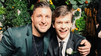 Actor with cerebral palsy calls Tim Tebow his 'hero,' reflects on celebrating 'Night to Shine' with athlete