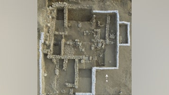 Ancient Biblical era temple discovered in Israel
