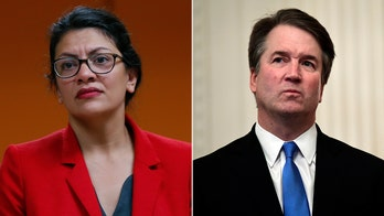Rashida Tlaib on walking out of SOTU: 'Even the mention of Brett Kavanaugh for me is a trigger'