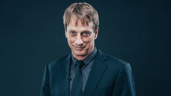 Tony Hawk on stepping out of his comfort zone for 'The Masked Singer': 'I always like a new challenge'