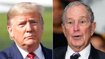 Bloomberg hits back after Trump says 'Mini Mike' is 'illegally buying the Democrat Nomination'