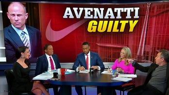 Gutfeld rips media after Avenatti verdict: Their 'deranged filter' depicted 'bald bozo' as anti-Trump savior