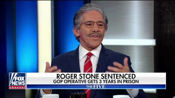 Geraldo Rivera calls Roger Stone a 'bully' and a 'braggart' but admits prosecution has 'very, very unfair'