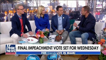 Dan Bongino: Trump's impeachment appears over, but 'this is not going to stop'