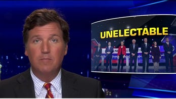 Tucker slams Democratic debate, debaters: 'The chaos Putin was hoping for descended onto the debate stage'