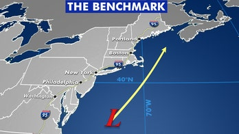 Why nor'easters need to hit 'the benchmark' to bring big snow to Northeast cities