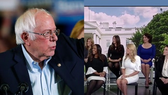 What do suburban moms think about Bernie Sanders' socialist agenda?