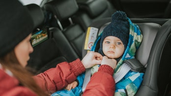 Car seat safety: Should you remove your child's winter jacket before buckling up?