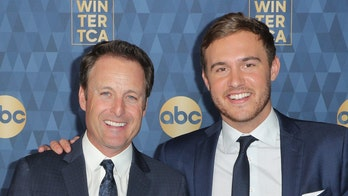 'Bachelor' host Chris Harrison teases that Peter Weber and show producer have an 'intimate relationship'