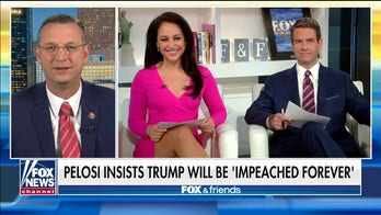 Rep. Doug Collins on Pelosi鈥檚 endless impeachment: She 'needs to take a vacation'