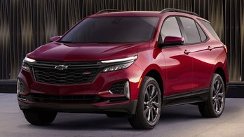 Chicago Auto Show: 2021 Chevrolet Equinox updated with racy RS trim