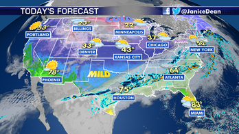 Snow, ice and wintry mix to hit New England; heavy rain may cause more flooding for Mississippi Valley