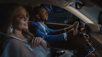John Legend and Chrissy Teigen won the Super Bowl car ad game for Genesis