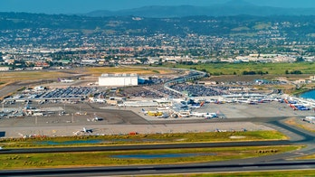 Fire department responds to reports of strange odor from box at Oakland International Airport