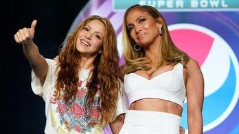 Jennifer Lopez, Shakira perform hits during Super Bowl LIV halftime show