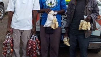 Kenyan peddlers arrested for using plastic bags risk jail terms, fines