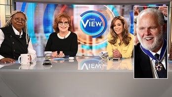 'The View' knocks Trump for giving Rush Limbaugh Presidential Medal of Freedom: Shouldn't it go to people who 'actually did stuff?'