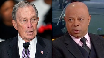 David Webb: Mike Bloomberg attempting 'hostile takeover' of DNC