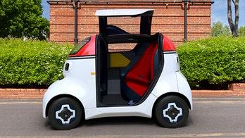 MOTIV single-seat autonomous 'car' is the ultimate in personal transporation