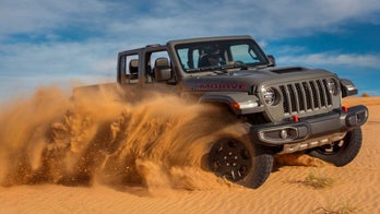 Chicago Auto Show: High performance 'Desert Rated' Jeep Gladiator Mojave debuts