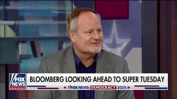 Bloomberg's 2020 campaign senior adviser looks ahead to Super Tuesday: 'We're very optimistic'