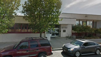 California firefighter killed, another missing battling library fire