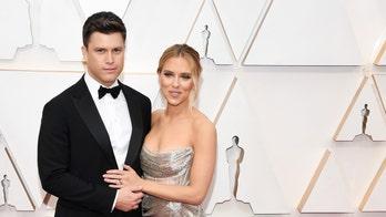 Scarlett Johansson and Colin Jost marry in 'intimate ceremony'