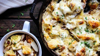 National Tortellini Day: Celebrate with a cheesy chicken bake
