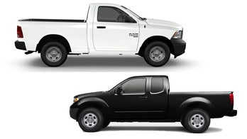 The lowest-priced pickups in America