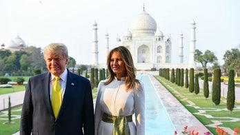 Trump, Melania visit famed Taj Mahal after joining Modi for massive India rally